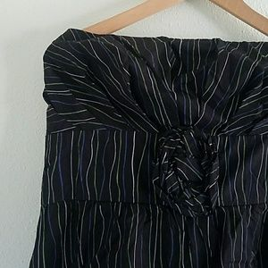 Torrid 16 Strapless Dress